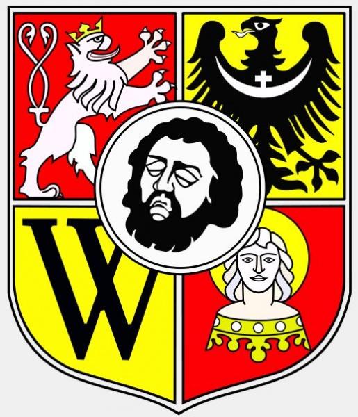 Obecny herb miasta Wrocławia