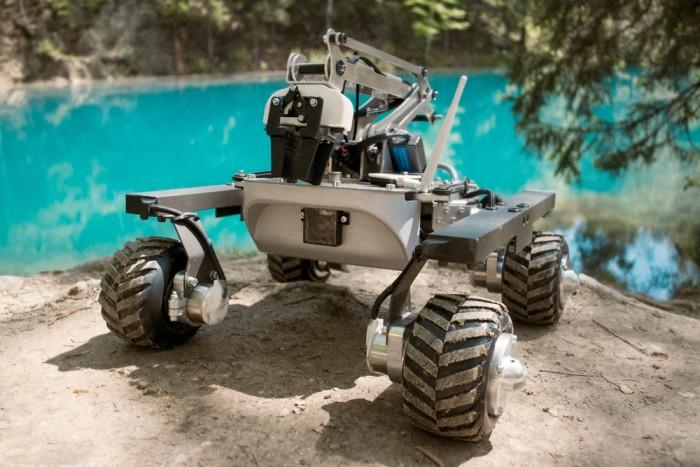 Turtle Rover Prototype Closeup (1)