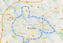 trasy rowerowe wrocław