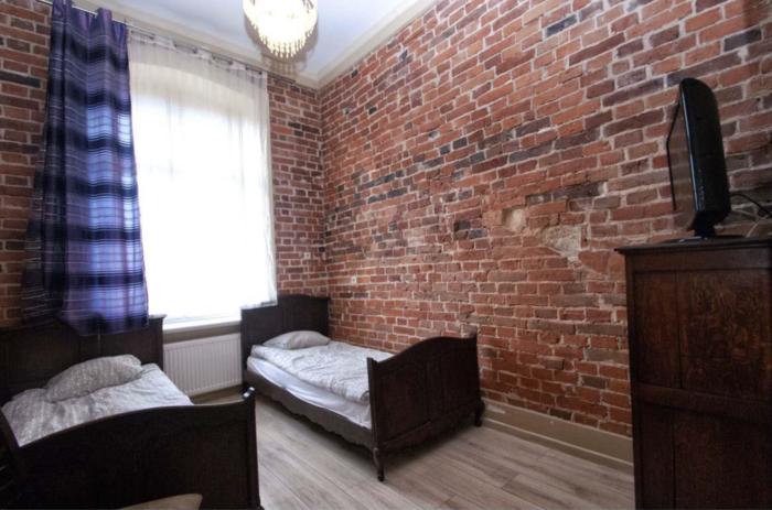 Hostele we Wrocławiu - Vanilla Hostel - pokój dwu osobowy
