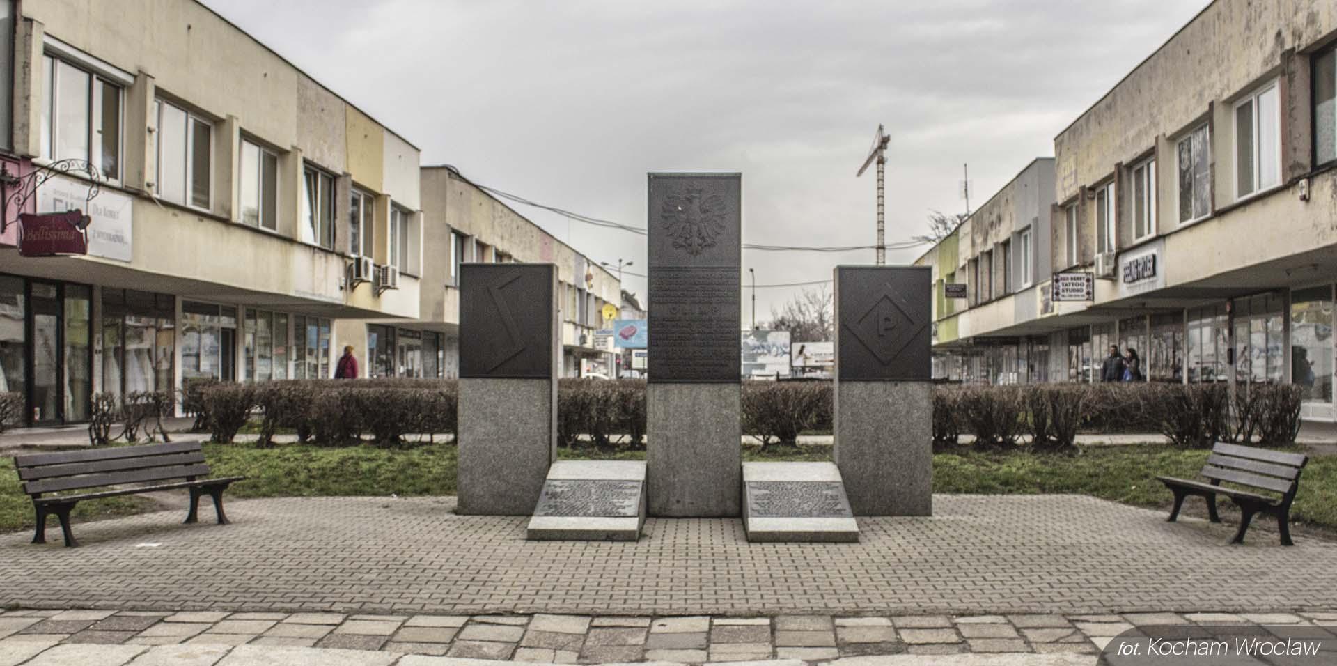"""Pomnik organizacji """"Olimp"""""""