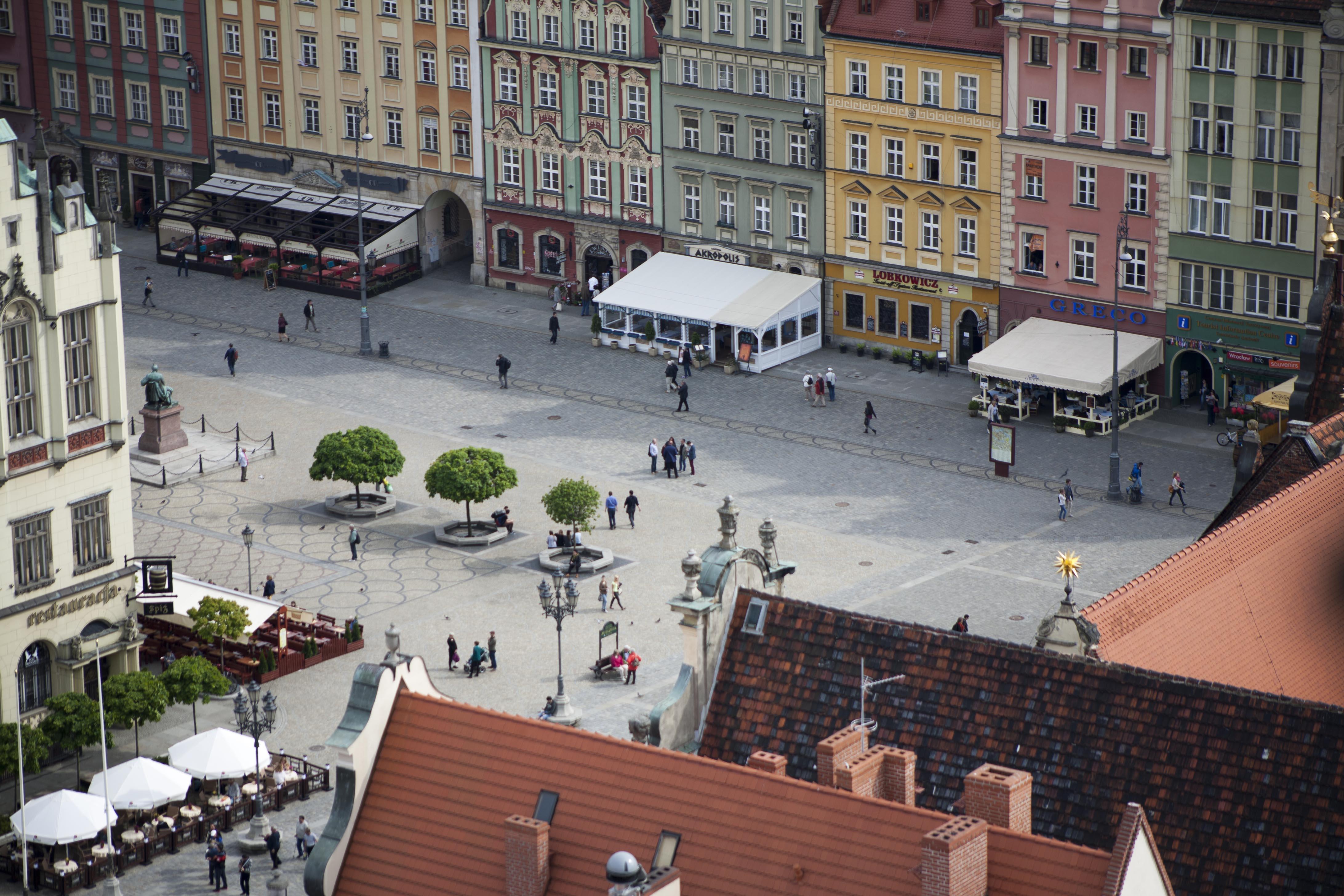 Majówkowa Prognoza Pogody We Wrocławiu