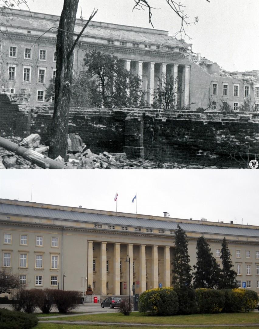 """""""Neue"""" Regierung - 1945 Dolnośląski Urząd Wojewódzki - 2018"""