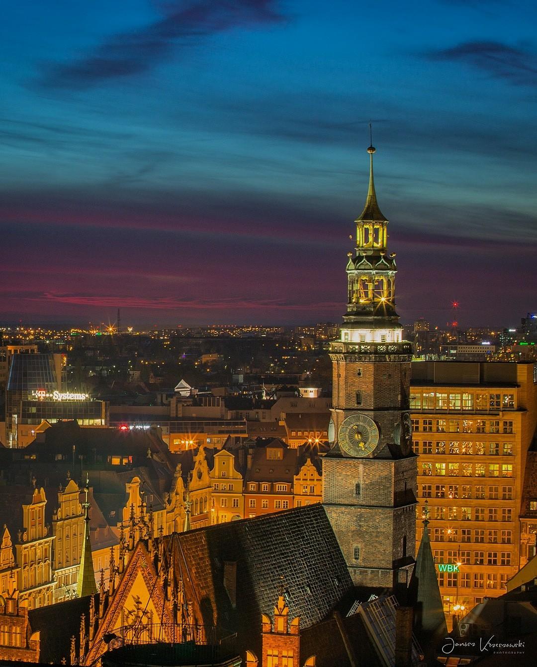 ae62b513bddf fot. Janusz Krzeszowski. sponsorowane. Wrocław to miasto ...