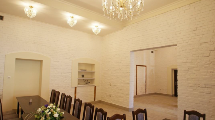 Do dyspozycji gości są sale konferencyjno – szkoleniowe, co może być istotne w przypadku wyjazdów firmowych.