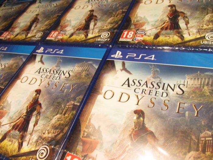 Assasin's Creed Black Games tanie gry