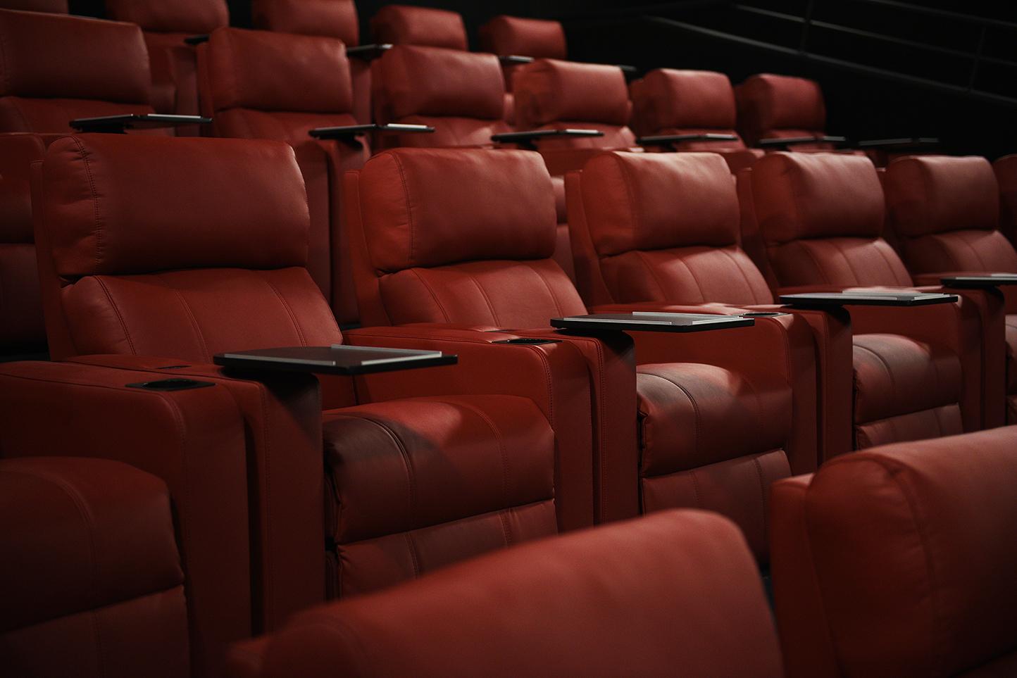 Cinema City Wroclavia (18) Sala VIP