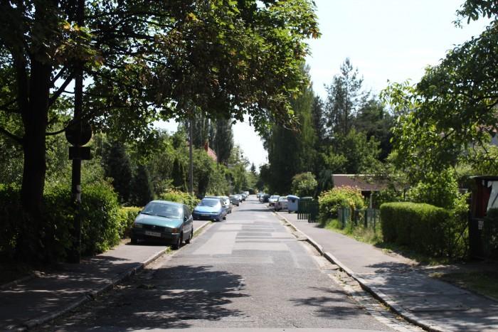 Ulica Okrzei