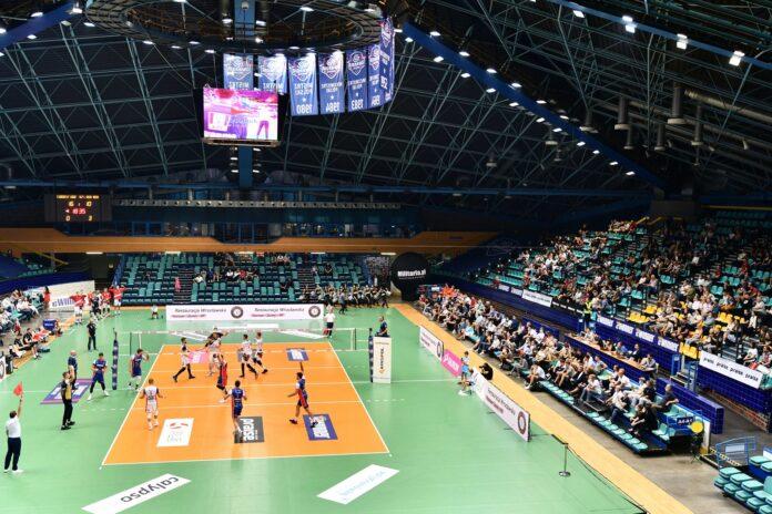 mecz Gwardii Wrocław