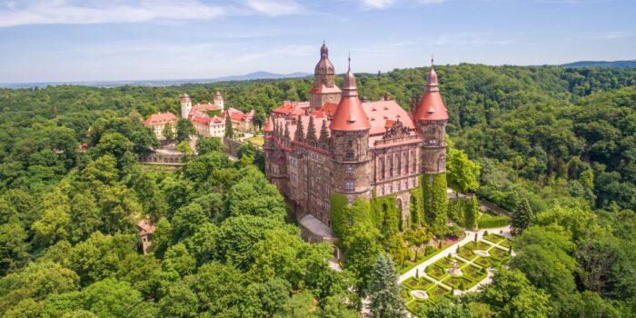 Zamek Książ - jednodniowe wycieczki w okolicy Wrocławia