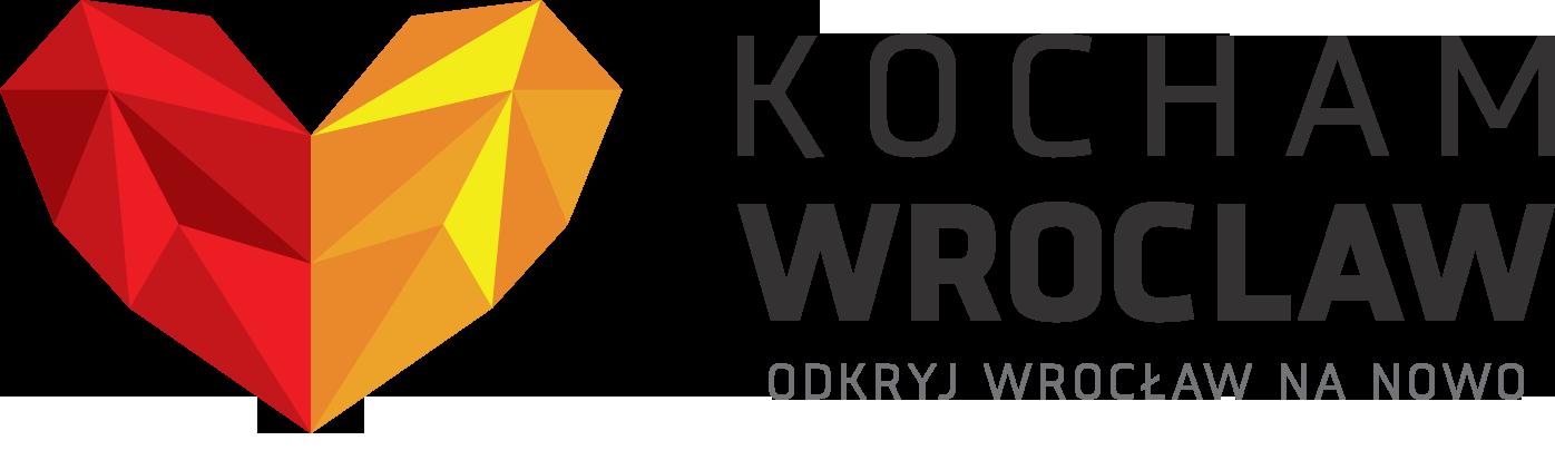 Logo Kocham Wrocław