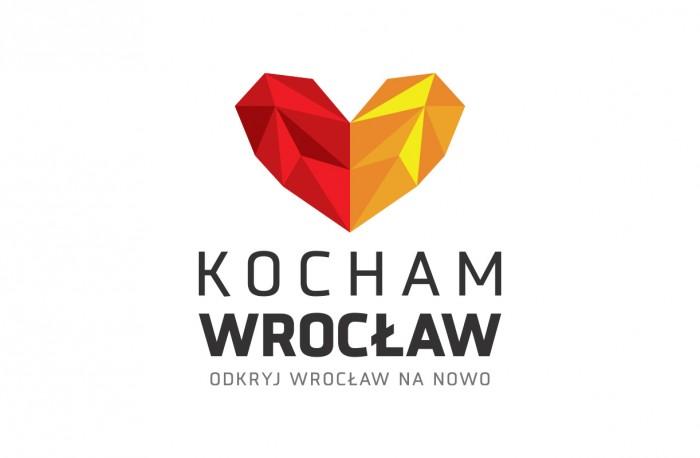 logo kocham wroclaw